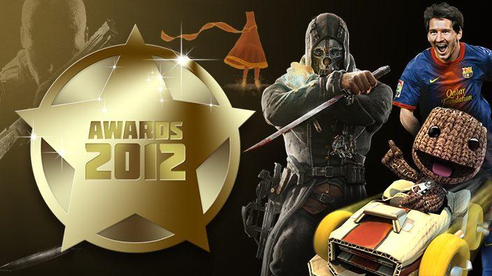 Participez aux PlayStation Community Awards 2012 !