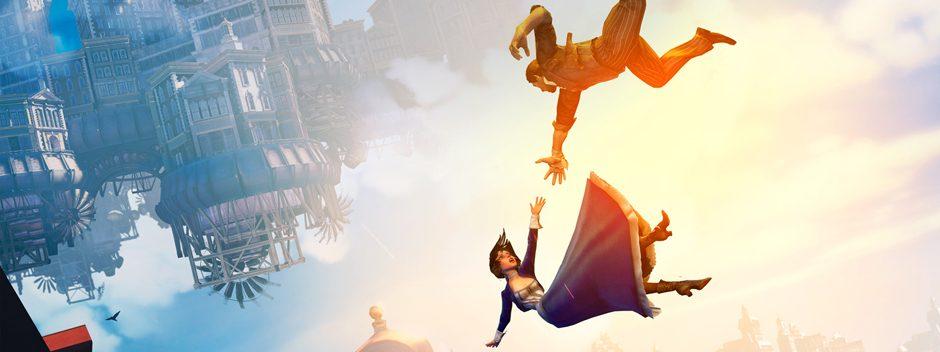 PlayStation Plus en février : BioShock Infinite, Metro Last Light et Outlast