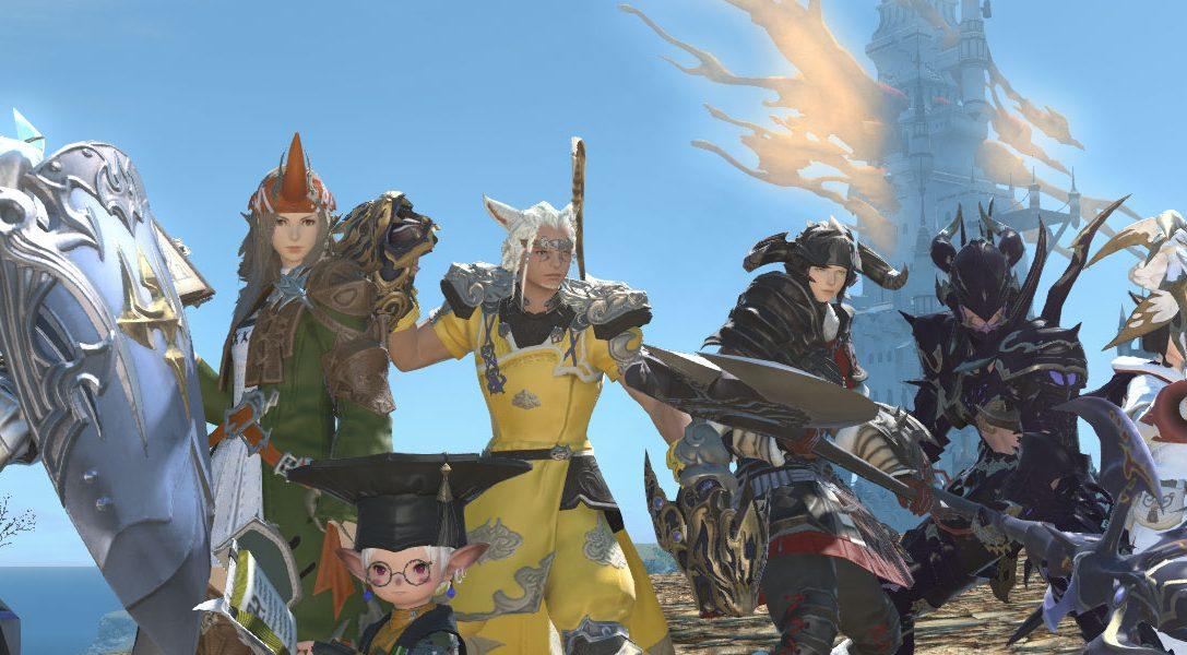 Nos astuces pour bien commencer Final Fantasy XIV: A Realm Reborn sur PS4