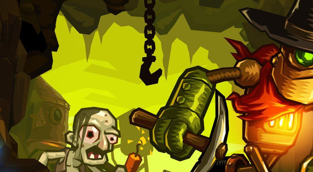 SteamWorld Dig, un sérieux concurrent aux mineurs de Minecraft
