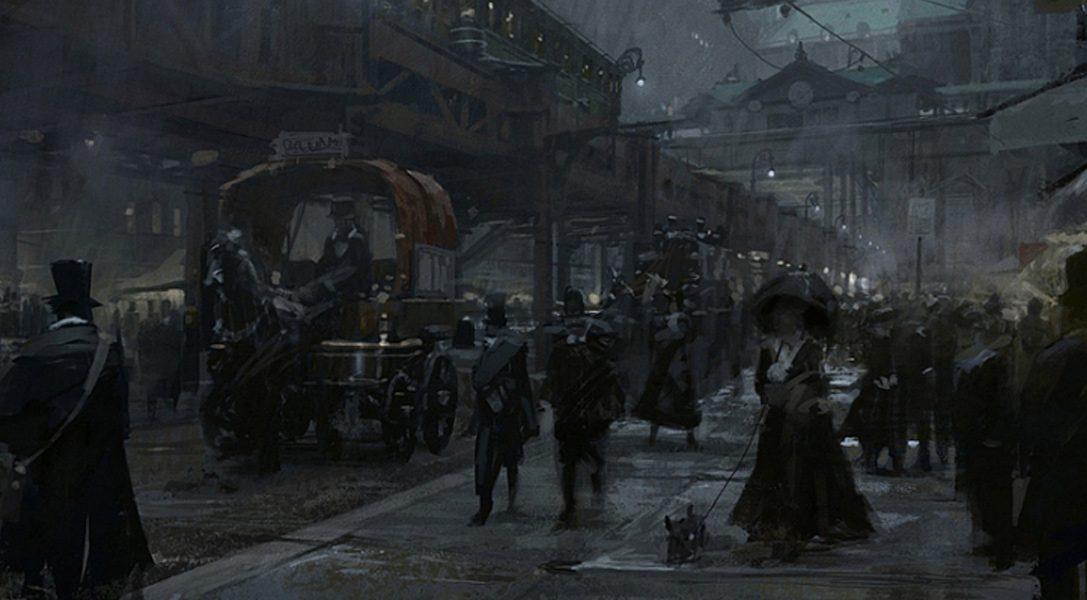 The Order: 1886, interview vidéo du directeur créatif