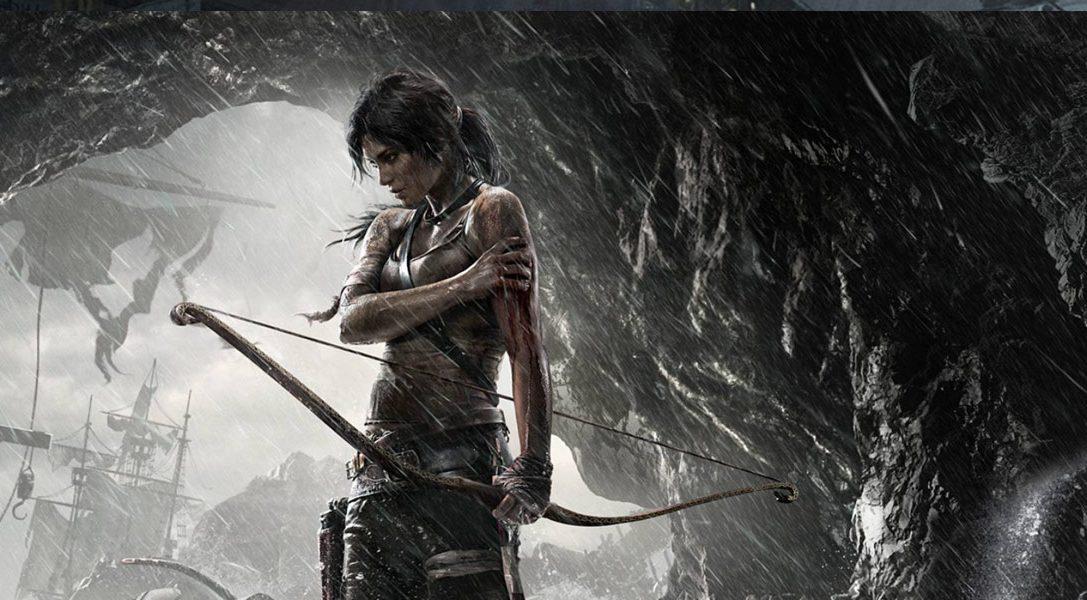 PlayStation Plus en mars : Tomb Raider, Brothers, Dead Nation et PixelJunk