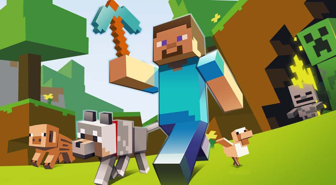 Minecraft : mise à jour avec des skins Uncharted, Killzone, Sly Cooper et Heavy Rain