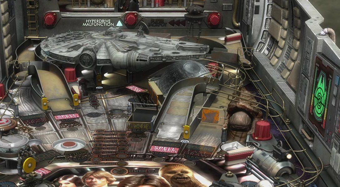 Star Wars Pinball : 4 nouvelles tables, dont une dédiée au génial Han Solo !