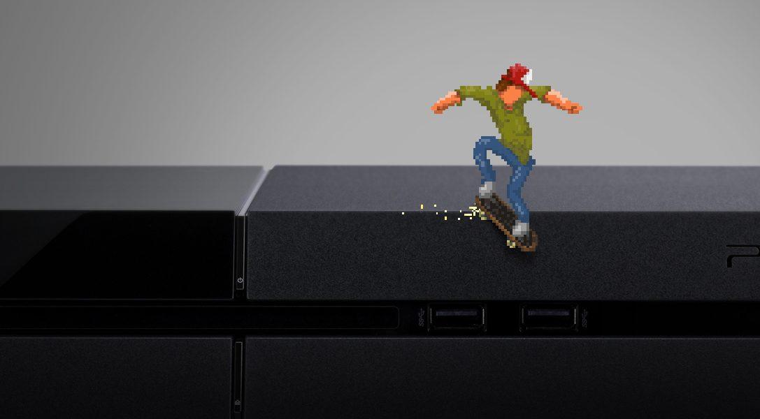 OlliOlli, l'exclusivité PS Vita acclamée par les joueurs et les critiques, sortira aussi sur PS4 et PS3