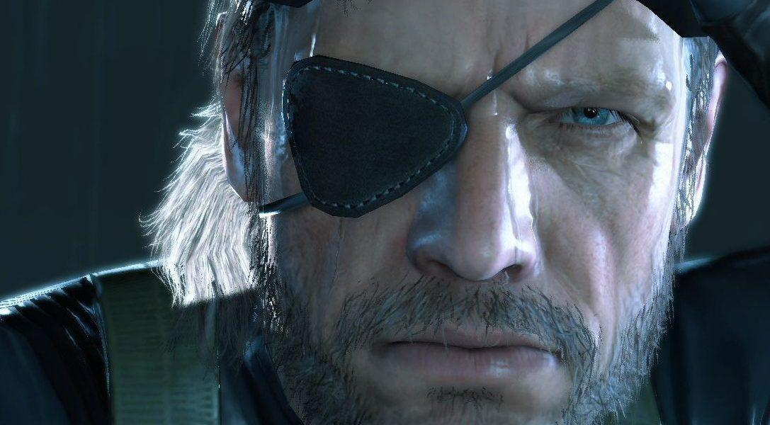 Hideo Kojima nous explique comment il a exploité la PS4 pour Metal Gear Solid V: Ground Zeroes
