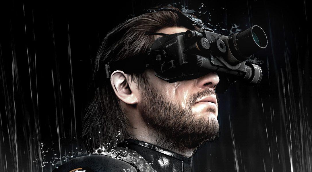 Pré-commandez Metal Gear Solid V: Ground Zeroes et recevez Peace Walker gratuitement !