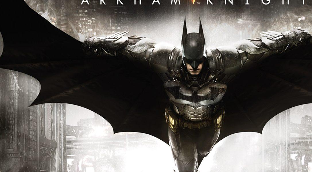 Batman: Arkham Knight arrive sur PS4 cette année