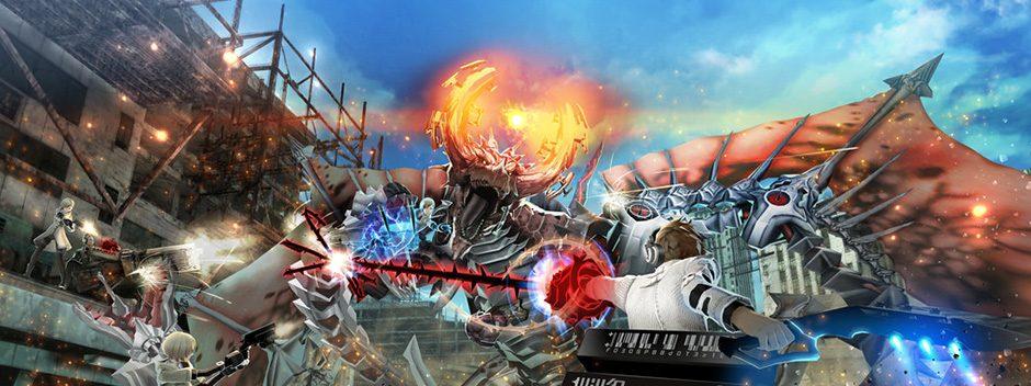 Trois nouveaux jeux JAPAN Studio sur PS Vita : Soul Sacrifice Delta, Freedom Wars et Oreshika: Tainted Bloodlines