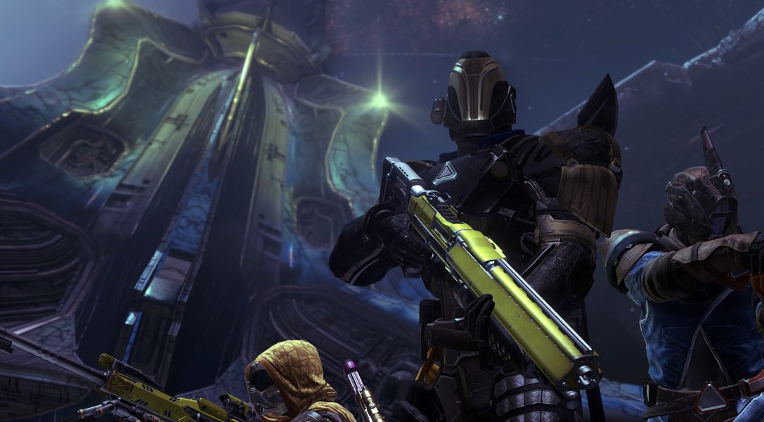 Un nouveau trailer de Destiny qui met en avant le gameplay coop