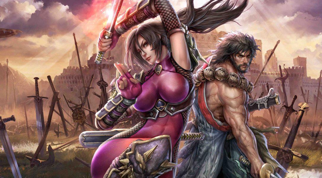 Lost Swords, le nouveau Soulcalibur est disponible gratuitement sur PS3