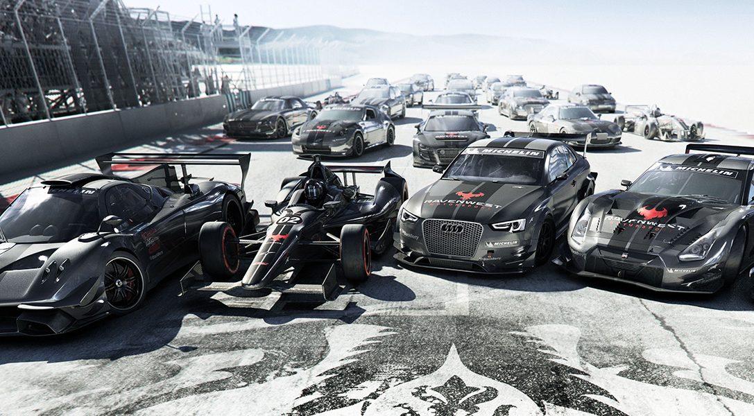 Codemasters revient aux sources de son succès mondial avec GRID: Autosport