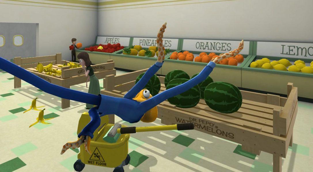 « Papapoulpe » rentre ses tentacules dans la PS4 mercredi prochain.