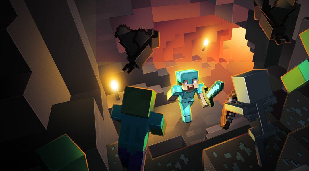 Minecraft: PlayStation 3 Edition arrive en version disque