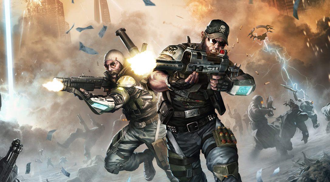 Jouez aux 8 maps multijoueur de Killzone Mercenary hors ligne : bienvenue dans la Botzone