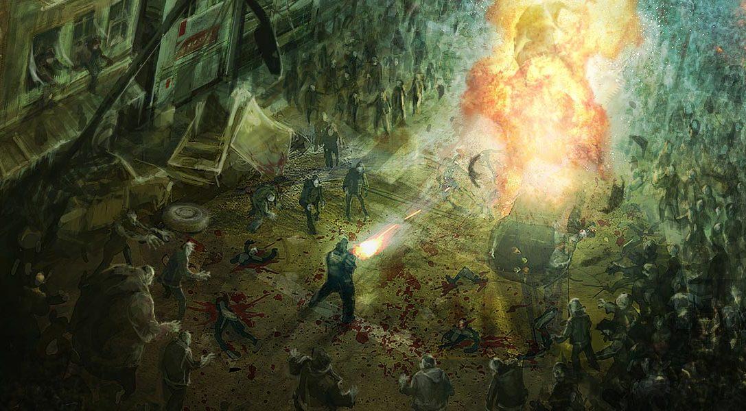 Les zombies de Dead Nation envahissent la PS Vita ce mercredi
