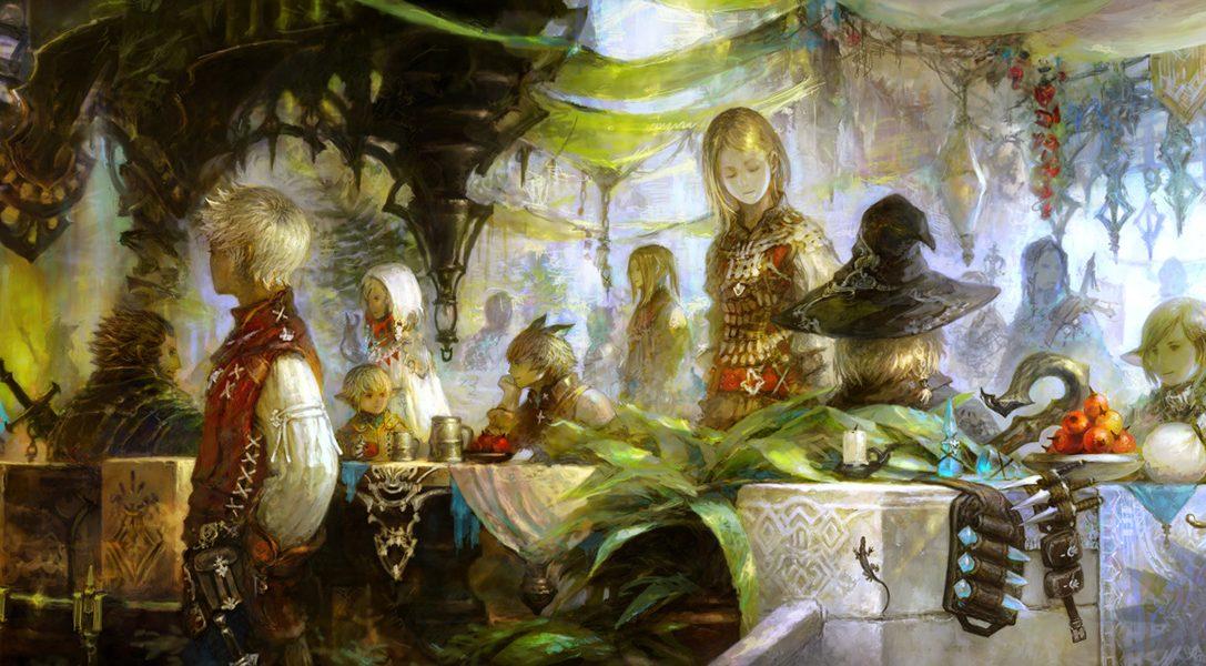 Final Fantasy XIV: A Realm Reborn est disponible sur PS4 aujourd'hui, on a interviewé le producteur