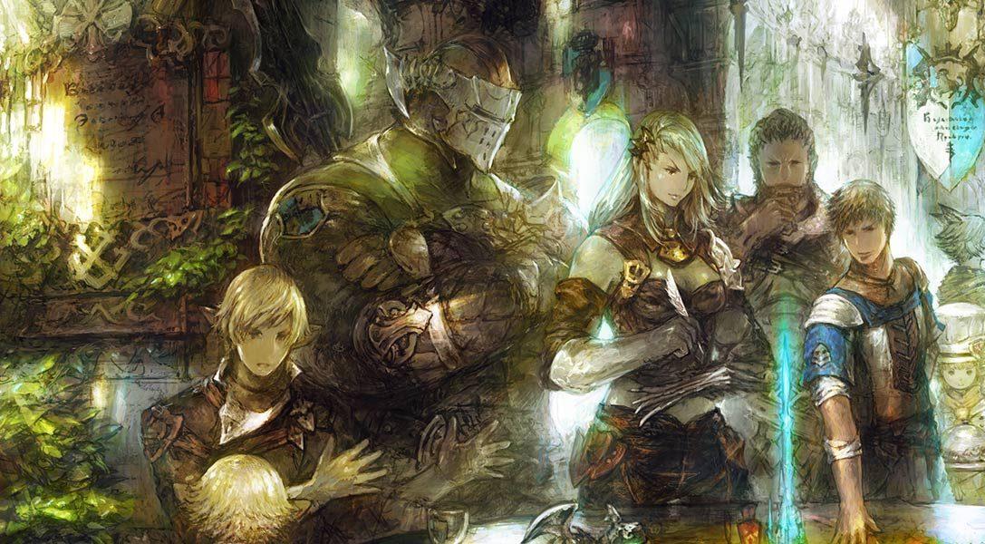 Final Fantasy XIV: A Realm Reborn, tutoriel de mise à niveau de la version PS3 à la version PS4