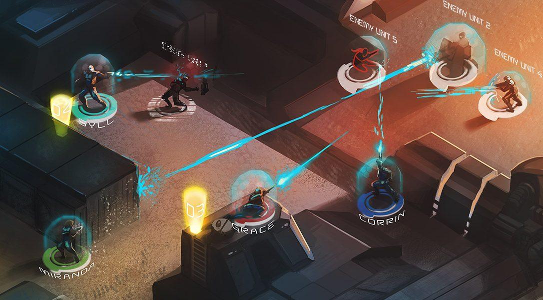 There Came an Echo vous transforme en super général, hurlez vos ordres via votre DualShock 4