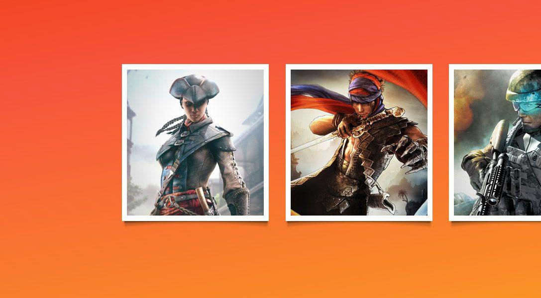 Méga soldes sur les licences Ubisoft : Assassin's Creed, Far Cry, Rayman… (+ 3 titres surprises !)