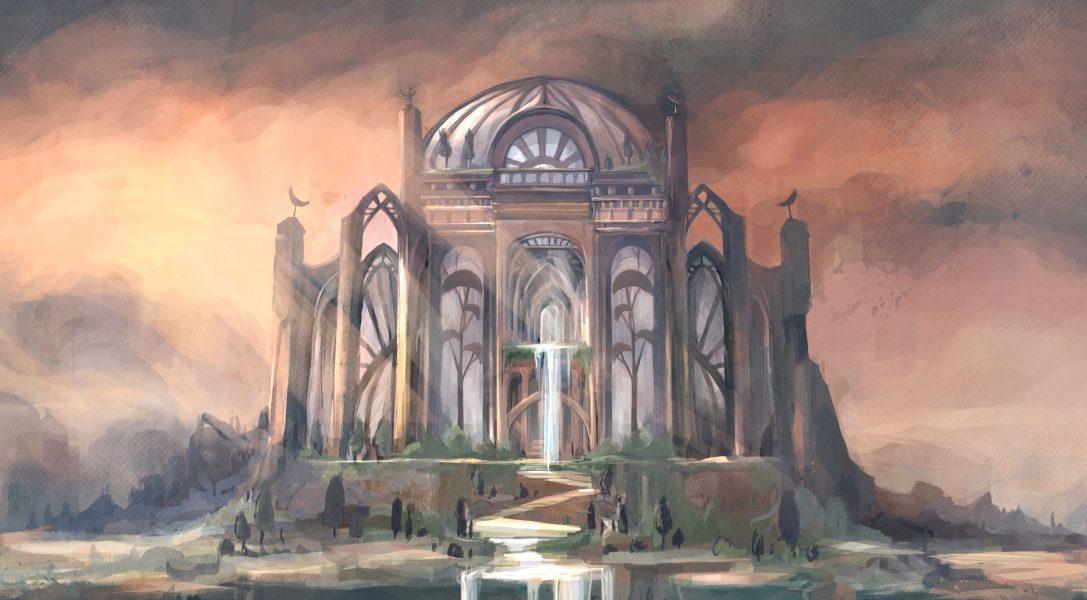 Le character designer de Final Fantasy dessine l'héroïne de Child of Light