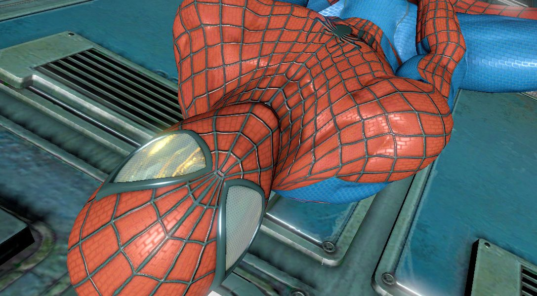 5 minutes de gameplay The Amazing Spider-Man 2 : promenade et bagarre entre les gratte-ciel