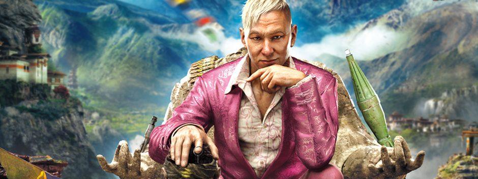 Far Cry 4 prévu sur PS4 et PS3 en novembre