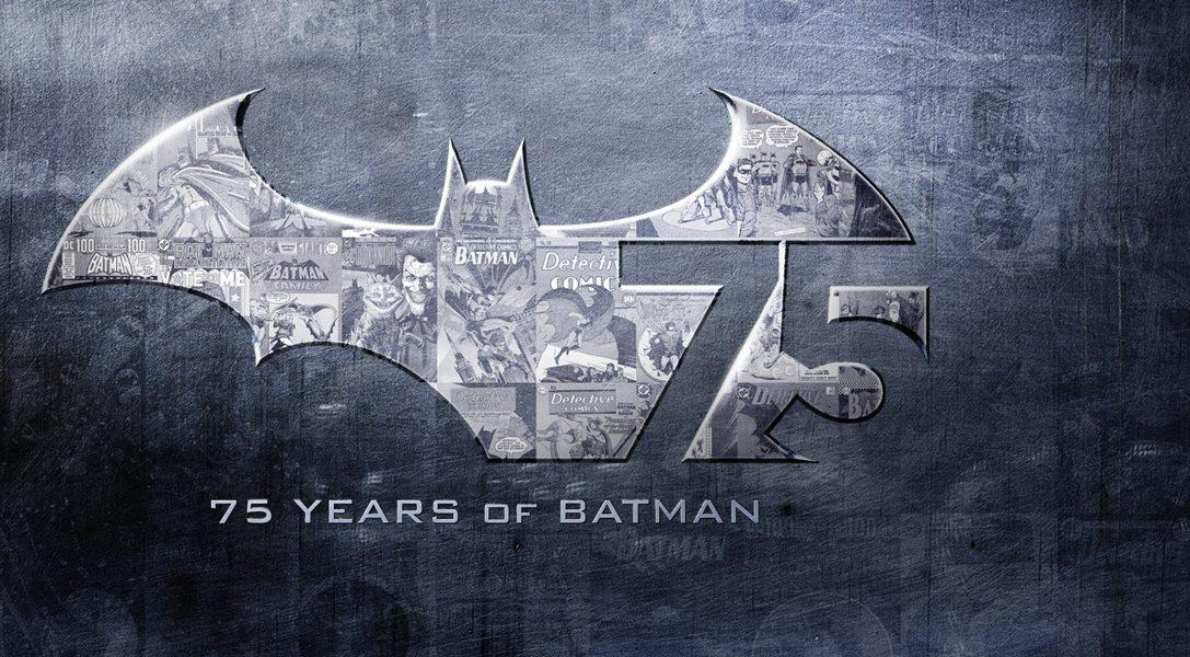 75ème anniversaire de Batman : des super promos sur les jeux et DLC Batman