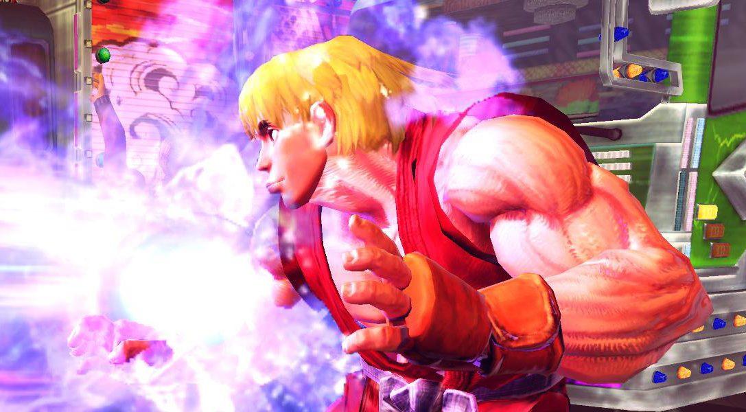 Ultra Street Fighter IV, la version ultime de Street Fighter avec un roaster complètement rééquilibré