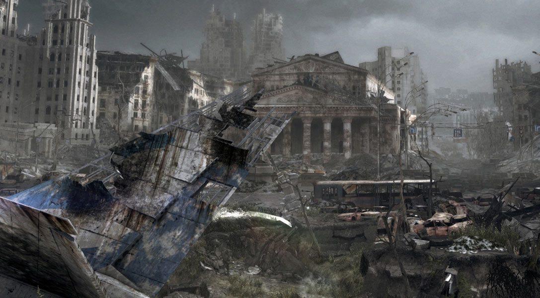 Metro arrive sur PS4 : un pack deux-en-un à la résolution maximale