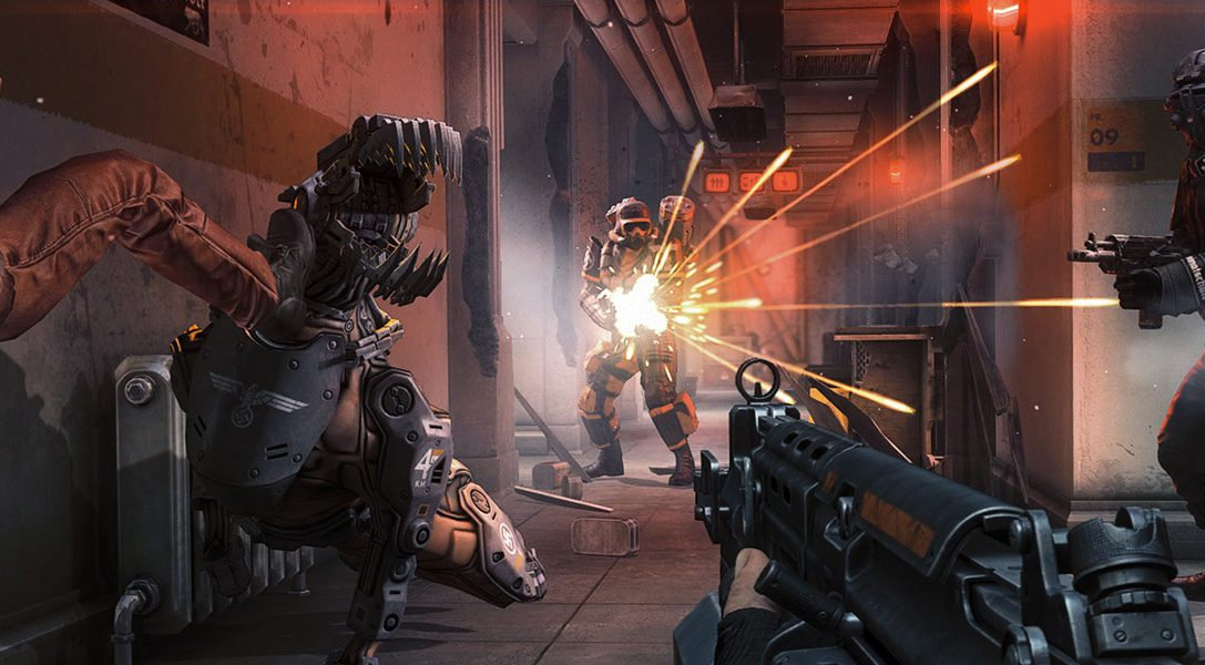 Wolfenstein: The New Order, un retour aux racines du FPS fracassant sur PS4 et PS3