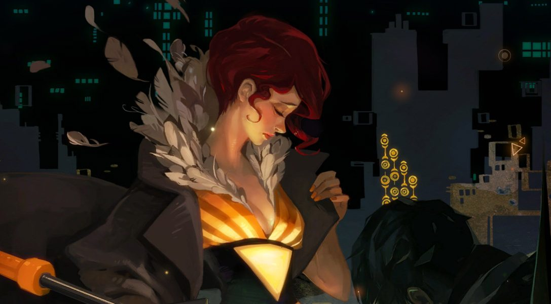 Transistor sort demain sur PS4, écoutez le thème du jeu dès aujourd'hui
