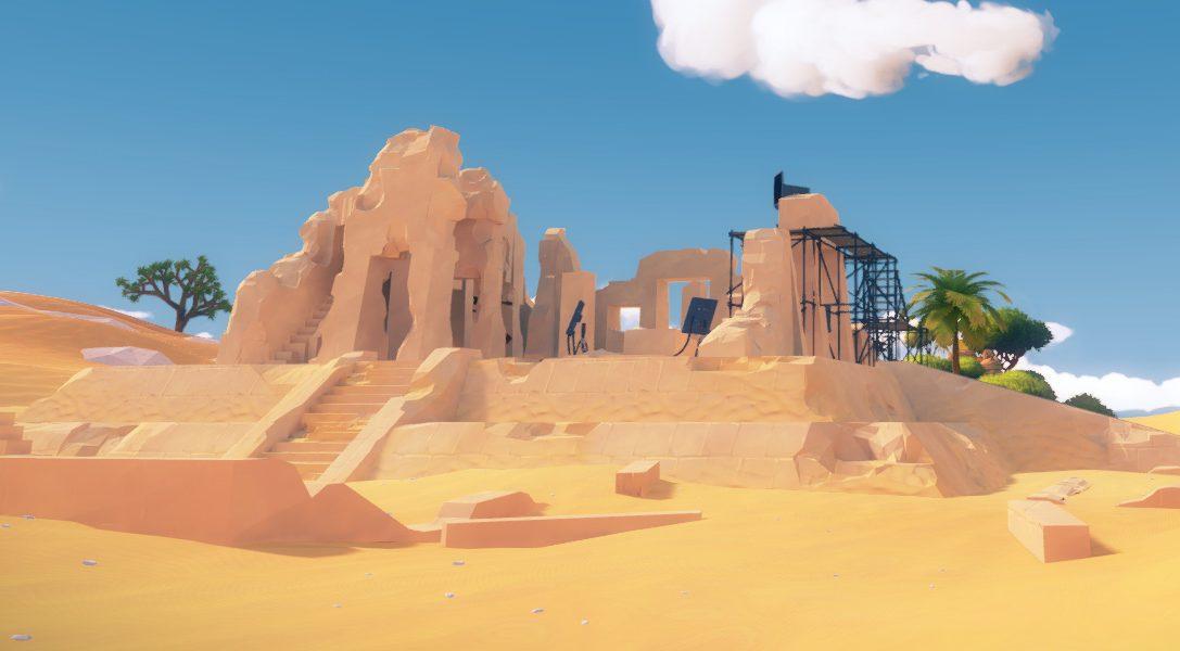The Witness sur PS4 : Jonathan Blow fait le point sur le développement du jeu