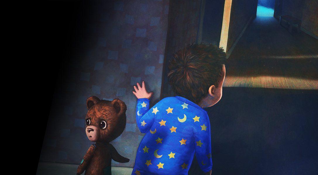 Among the Sleep sur Project Morpheus, ça a peur de quoi un enfant de 2 ans ?
