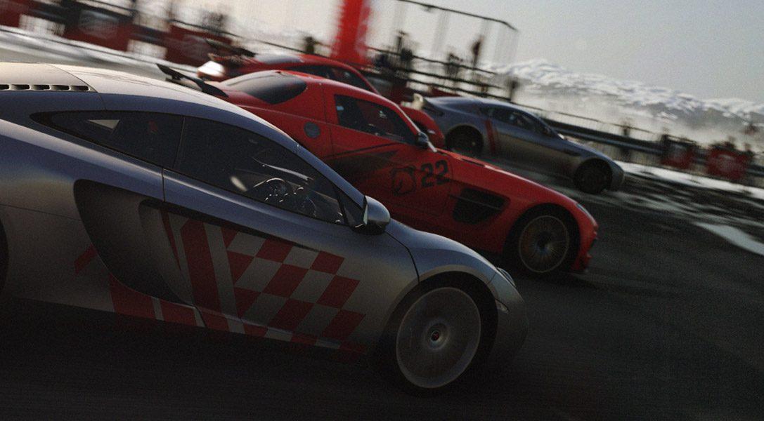 DRIVECLUB : tout ce qu'il faut savoir sur l'édition PlayStation Plus