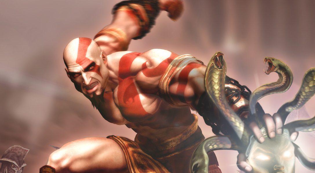 God of War Collection sort sur PS Vita : la fureur de Kratos dans la poche