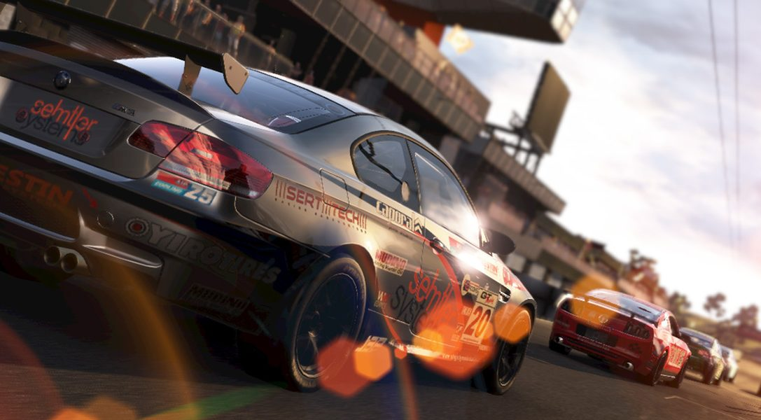 À la découverte de Project CARS sur PS4…