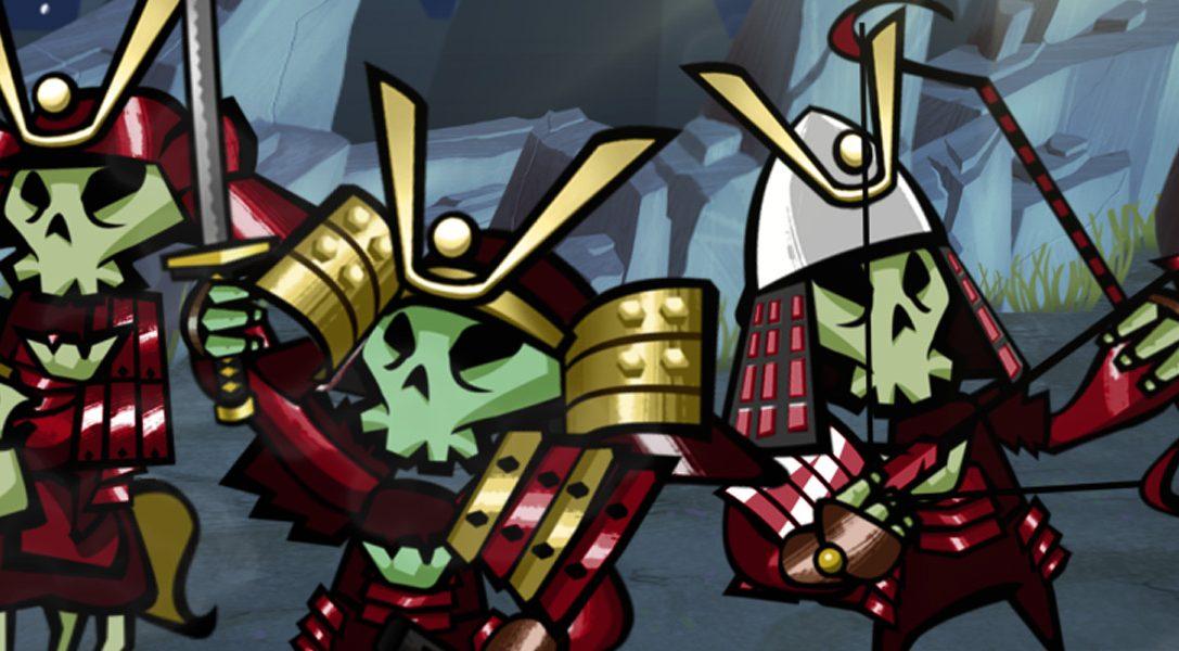 [Indie Event] Skulls of the Shogun: Bone-a-Fide Edition débarque sur PS4