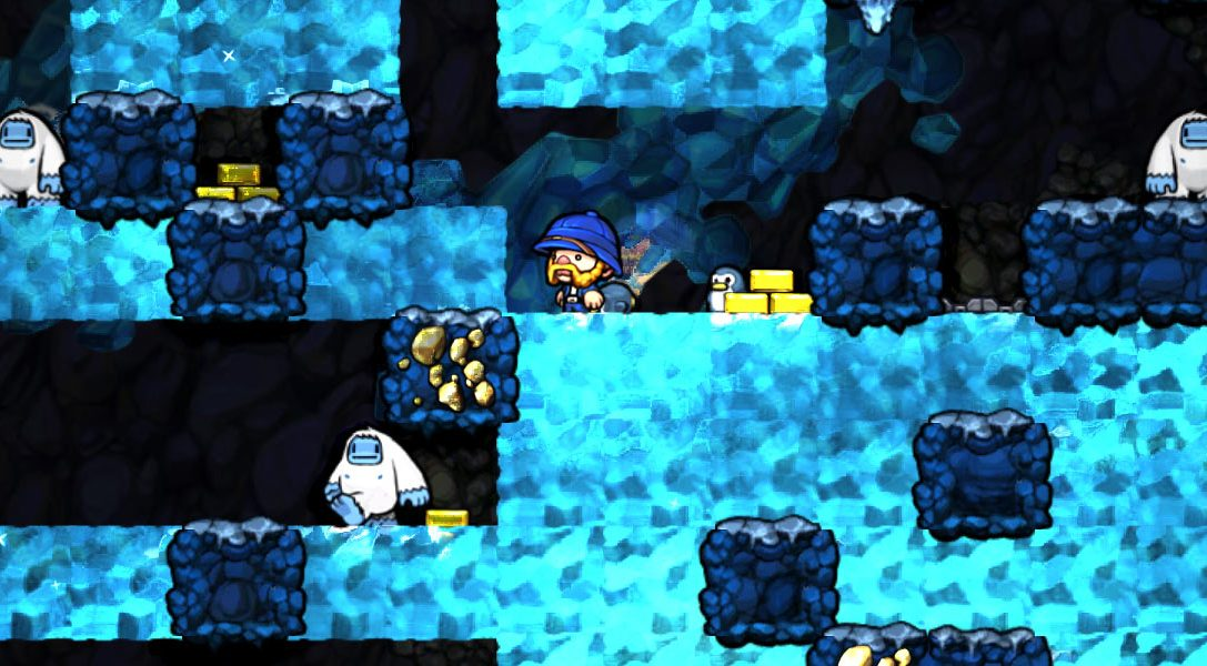 [Indie Event] Spelunky arrive sur PS4