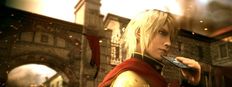 Final Fantasy Type-0 HD prévu sur PlayStation 4
