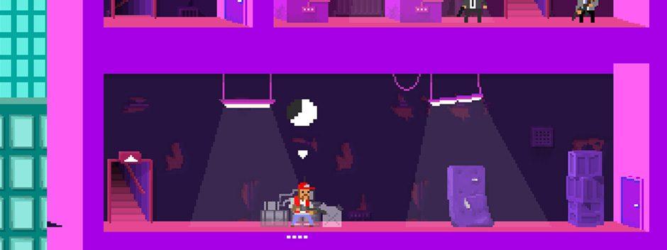 Not A Hero prévu sur PS4 et PS Vita, par les créateurs de OlliOlli