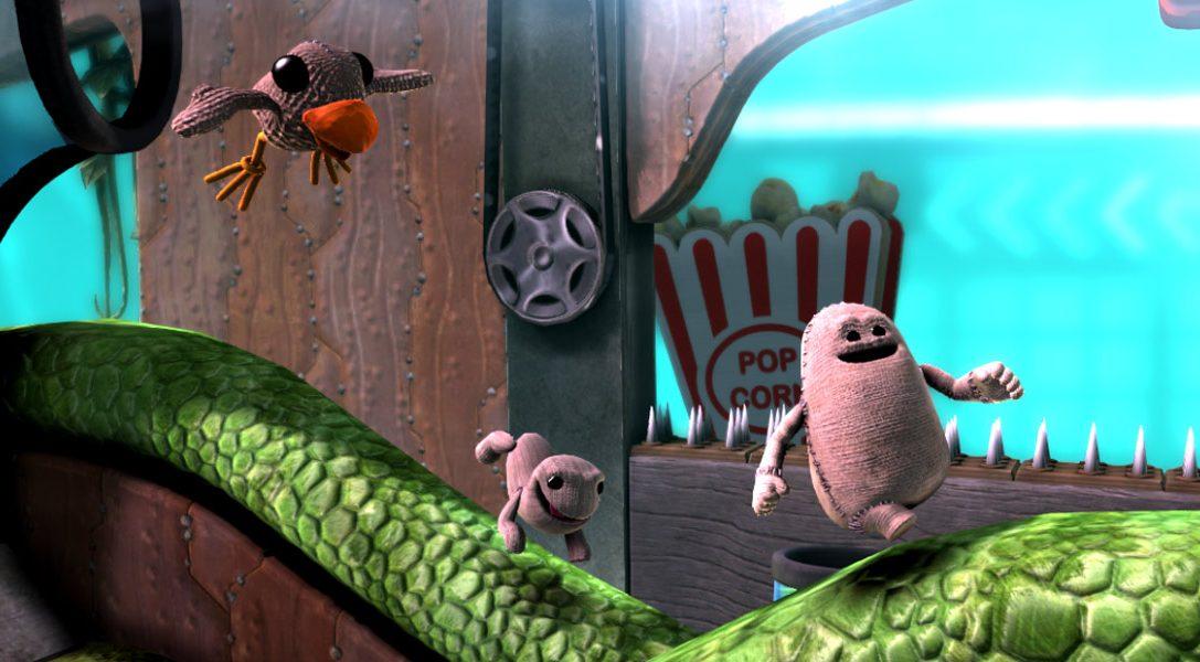 Coup de projecteur sur les personnages de LittleBigPlanet 3