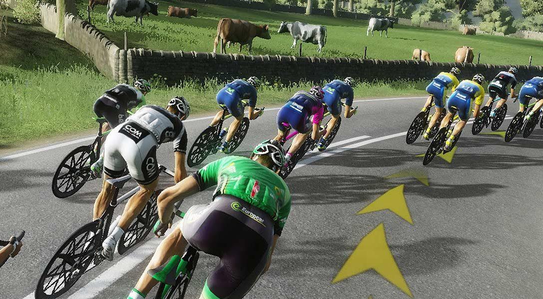 Le Tour de France 2014 est déjà disponible sur PS4 et PS3