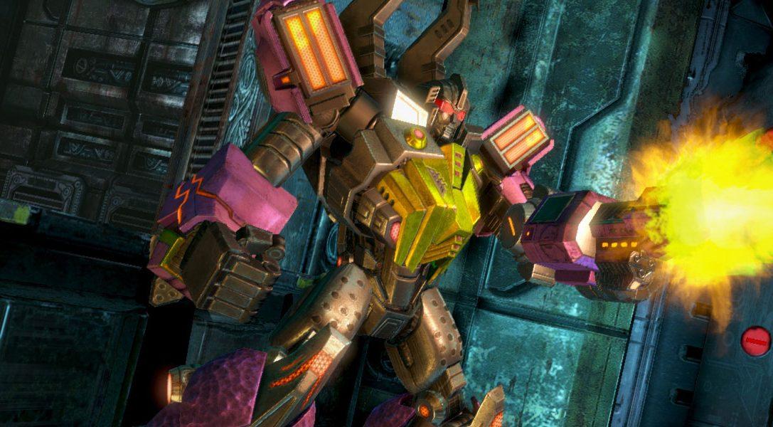 Découvrez Transformers: The Dark Spark en vidéo