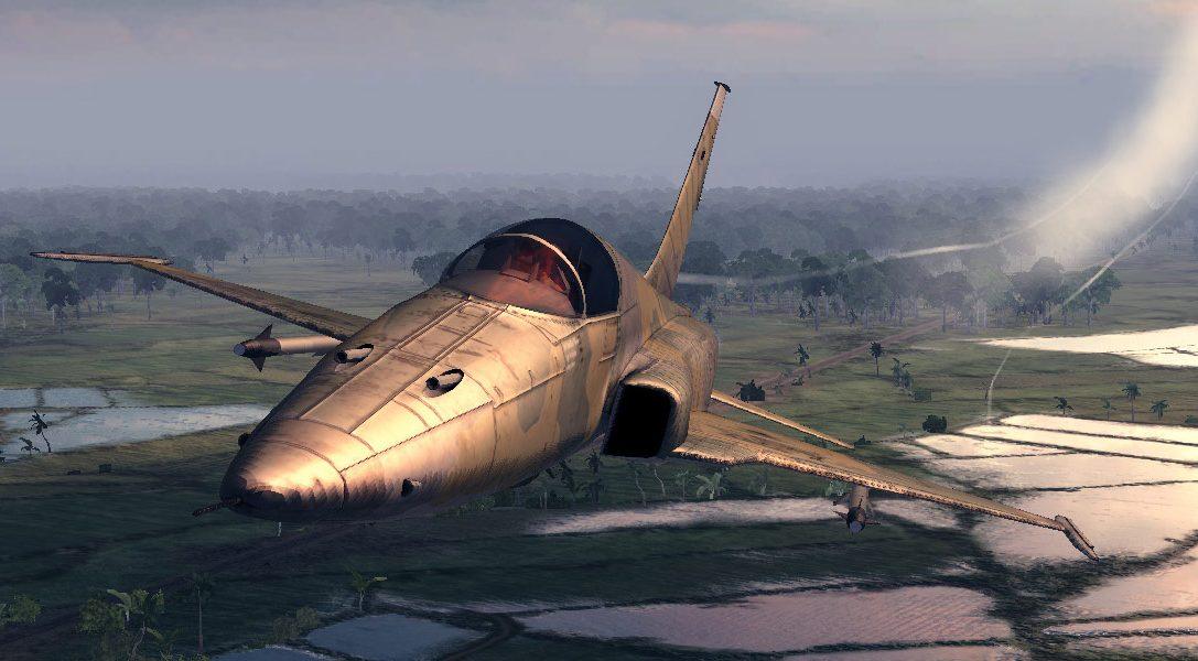 Air Conflicts: Vietnam Ultimate Edition est disponible sur PS4