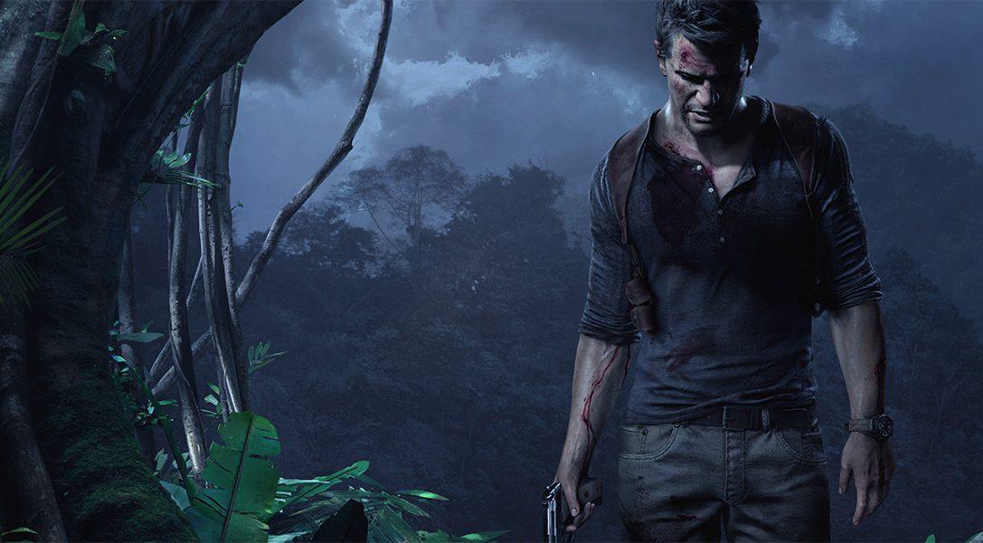 Uncharted 4: A Thief's End, le trailer de l'E3 2014
