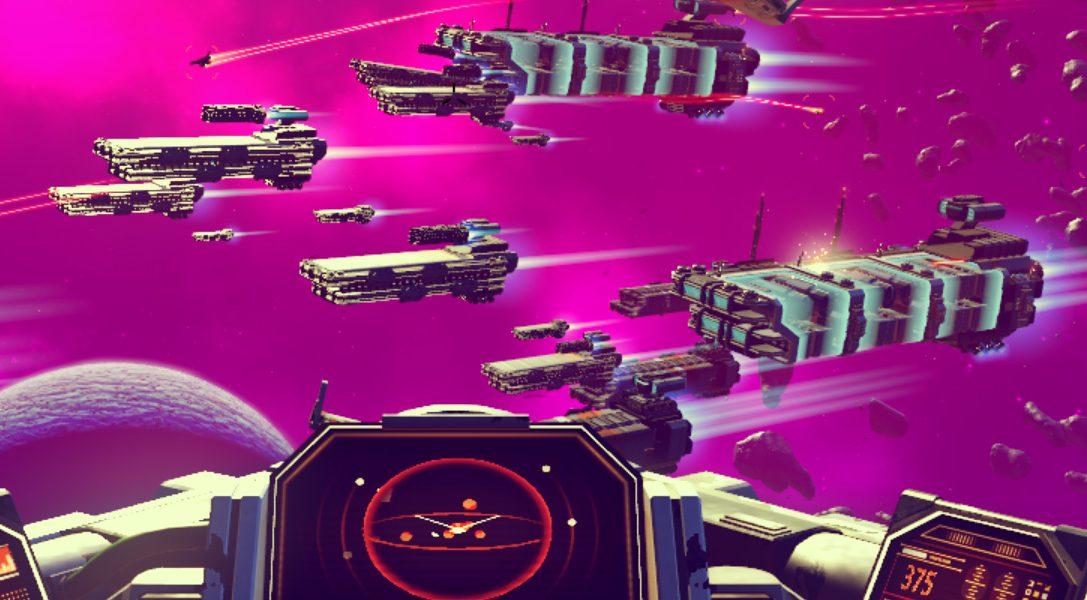 No Man's Sky sur PS4, un jeu de science-fiction aussi extraordinaire qu'ambitieux