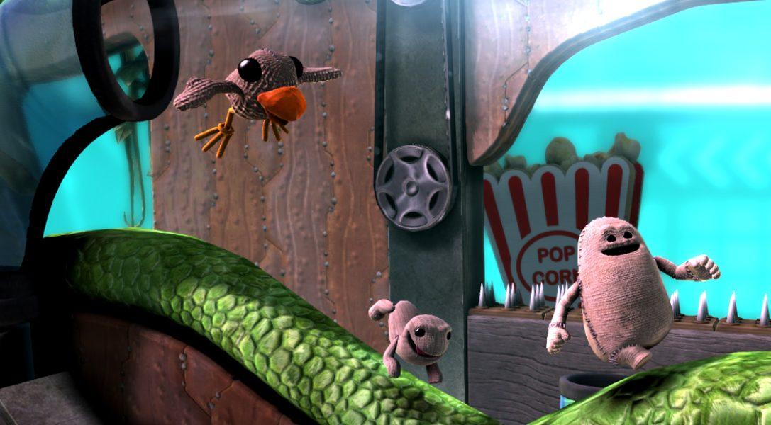 LittleBigPlanet 3 arrive bientôt sur PS4, avec 3 nouveaux héros