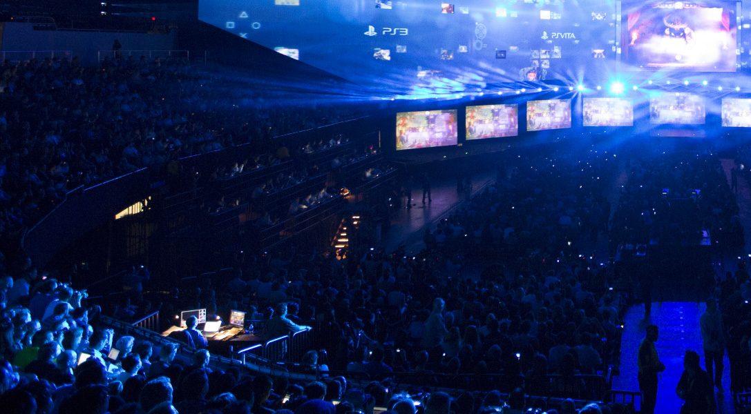 Comment suivre l'E3 2014 sur le PlayStation Blog ?