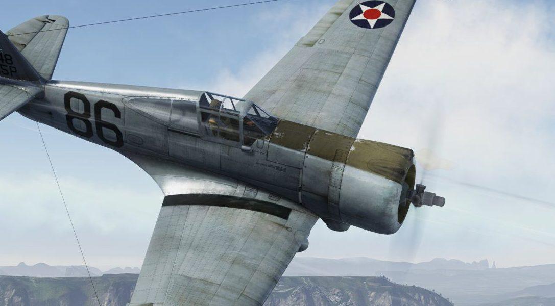 War Thunder : l'histoire incroyable du 2nd Lieutenant Rasmussen et son avion à Pearl Harbor